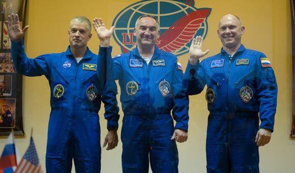 «Союз ТМА-12М» не смог пристыковаться к МКС в условленный срок