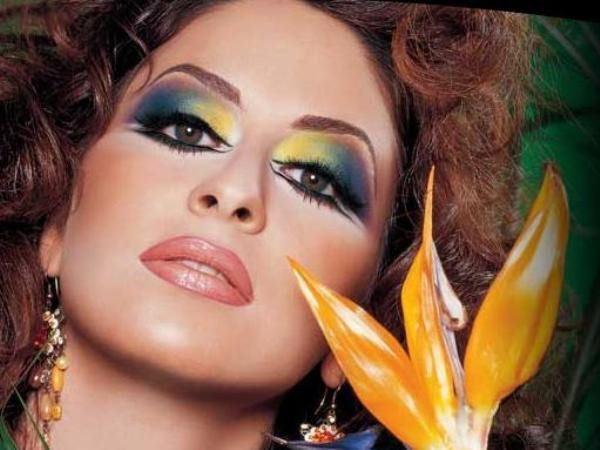 Мужчинам на нравится яркий макияж