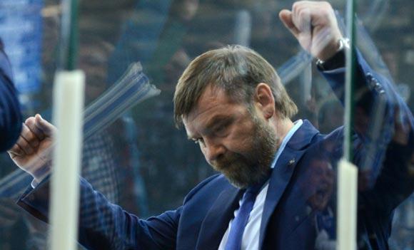 Олег Знарок стал новым тренером сборной РФ по хоккею