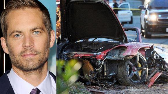 Полиция утверждает, что Пол Уокер погиб из-за превышения скорости