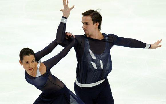 Столбова и Климов выиграли «серебро» на дебютном для себя ЧМ