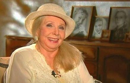 На 87-м году жизни умерла актриса Клавдия Хабарова