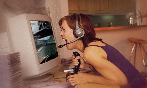 Копьютерные игры становятся все более популярными