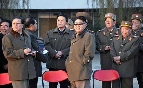 Северная Корея хочет провести ядерные испытания