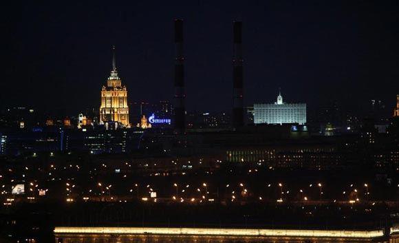 «Час Земли» сэкономил для Москвы 1,5 миллиона рублей