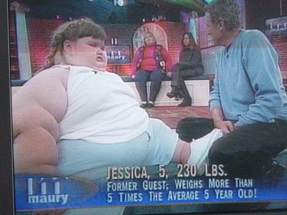 Джессика Леонард похудела на 140 килограммов