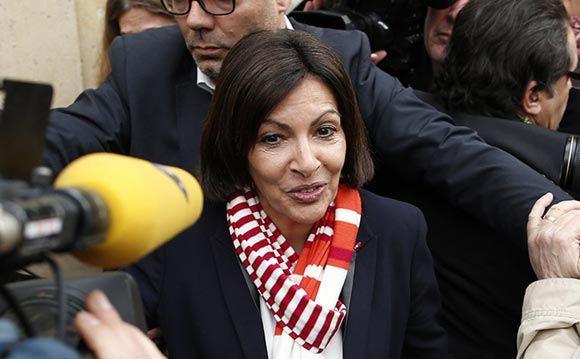 Мэром Парижа стала социалистка Анн Идальго