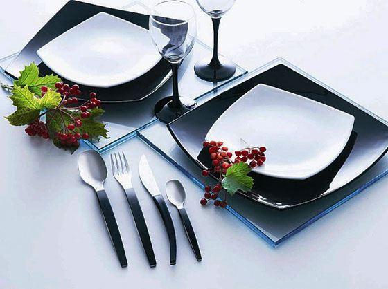 Очень элегантная посуда luminarc