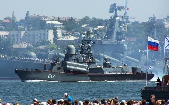 Госдума денонсировала договора с Украиной, касающиеся Черноморского флота