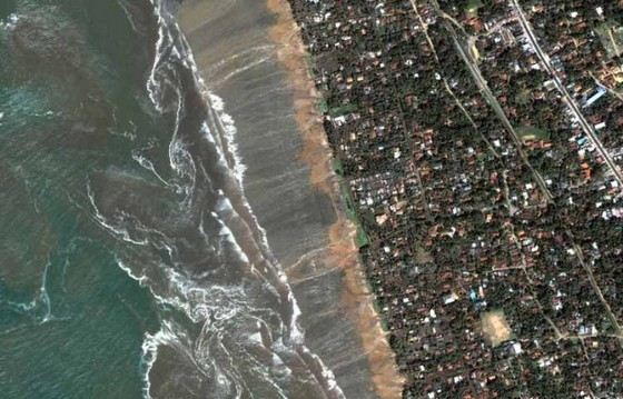 Цунами в Тайланде в 2004 году стали катастрофой