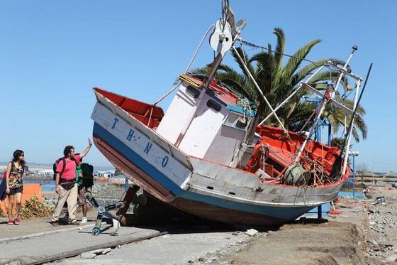 Цунами в Тайланде - самая большая волна в мире - стала стихийным бедствием