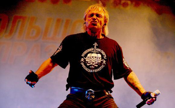 Рок-группа «Алиса» отменила выступления на Украине