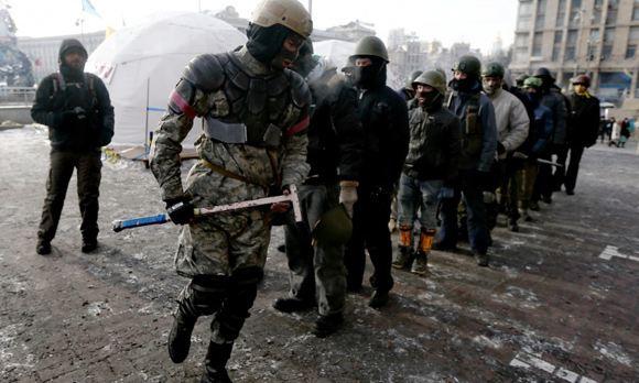 «Правый сектор» покинул «Днепр»