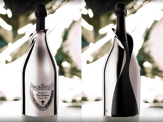 Dom Perignon White Gold Jeroboam recognized as the best champagne in the world