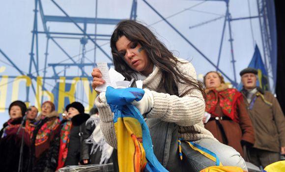 Руслана оставляет Майдан и возвращается к музыке