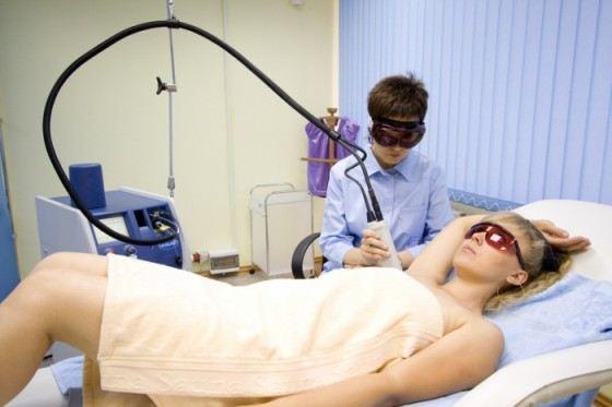 Лазерная эпиляция как метод борьбы с дефектами