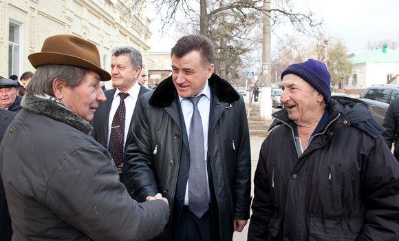 Российский президент принял отставку губернатора Волгоградской области