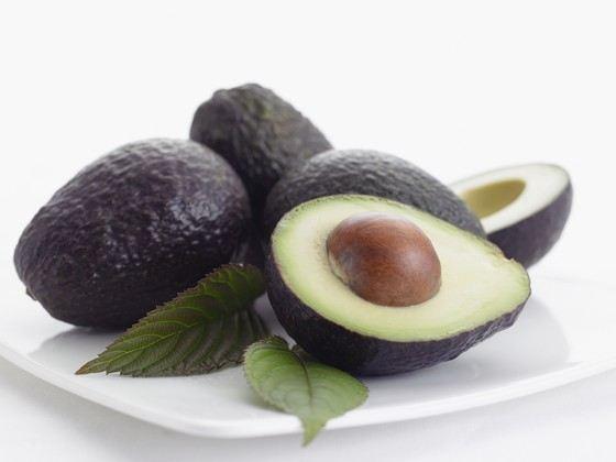 Авокадо - один из самых калорийных фруктов