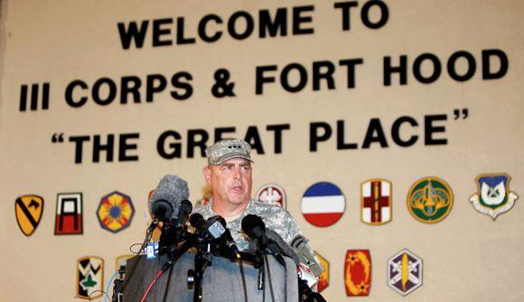 Три человека погибли в результате инцидента со стрельбой на американской военной базе