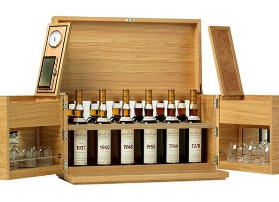 Элитный виски выпускается ограниченными тиражами