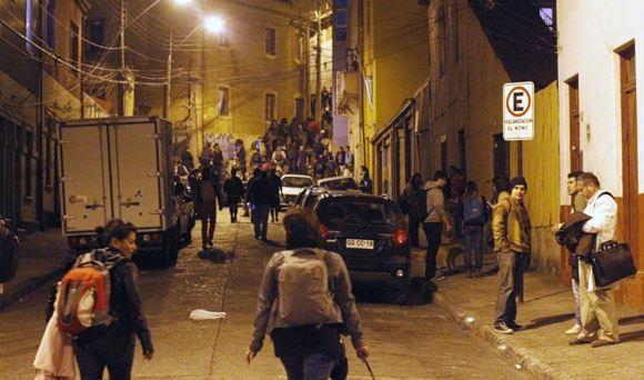 Половина сбежавших заключенных чилийской тюрьмы вернулись обратно