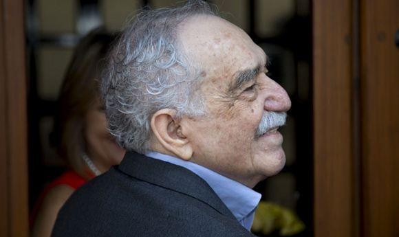 87-летний писатель Габриэль Гарсиа Маркес был госпитализирован