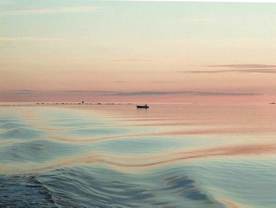 Белое море считается очень соленым
