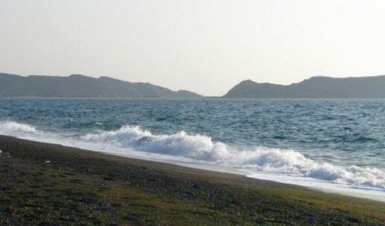 Мандебский пролив - место с самой соленой морской водой