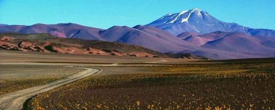 Lullaigliaco is one of the highest active volcanoes