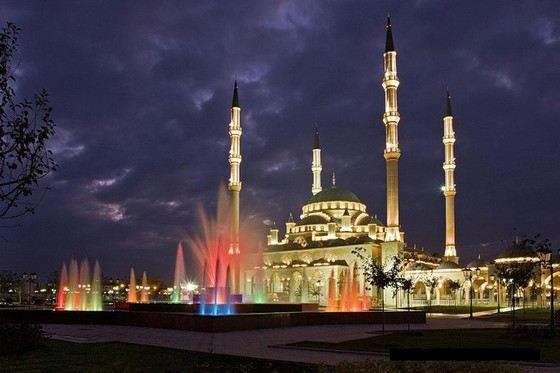 самая красивая мечеть в мире фото