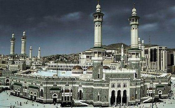 Мечеть аль-Харам - самая красивая в мире