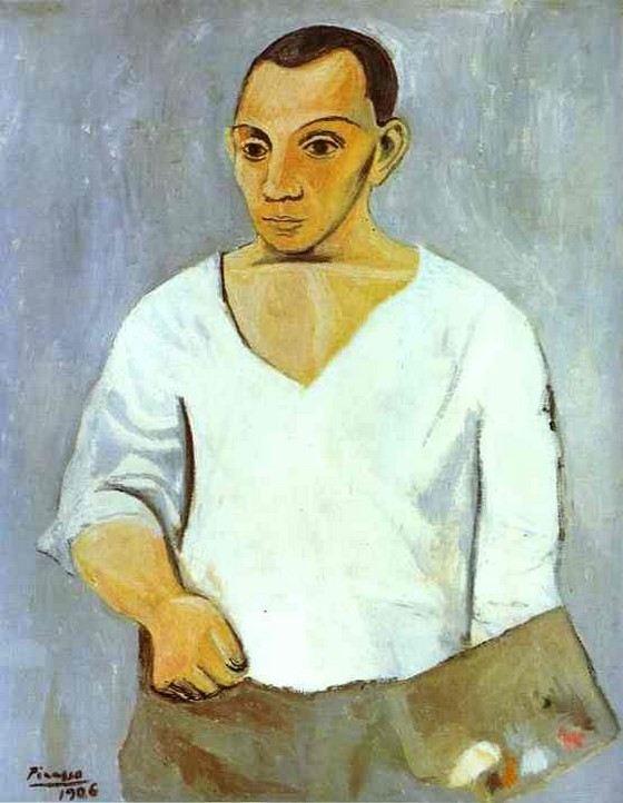 Настоящее имя Пабло Пикассо очень длинное