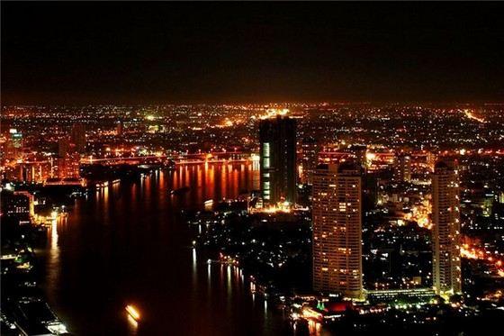 Бангкок не только самый жаркий город, но и место с высокой влажностью воздуха