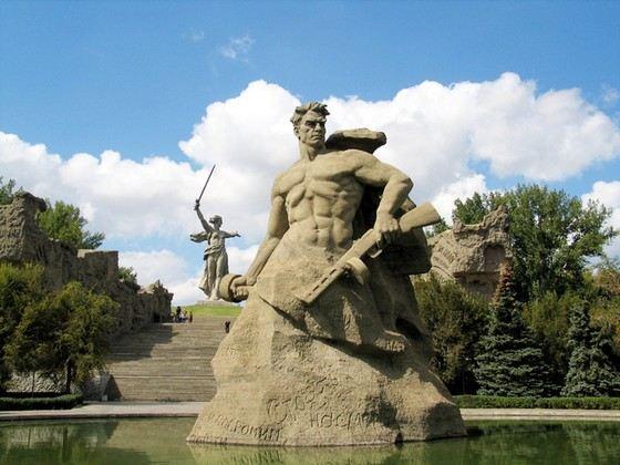 Волгоград - самый жаркий город России