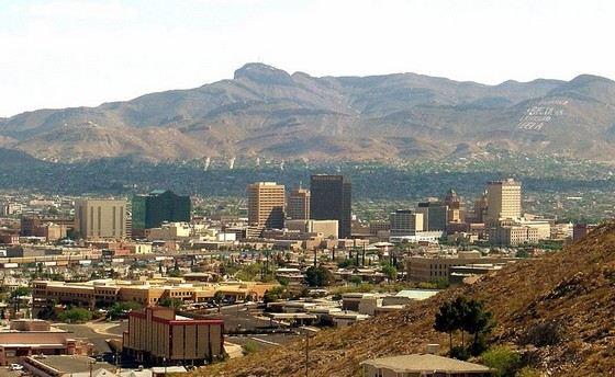 Эль-Пасо - самый жаркий город в мире