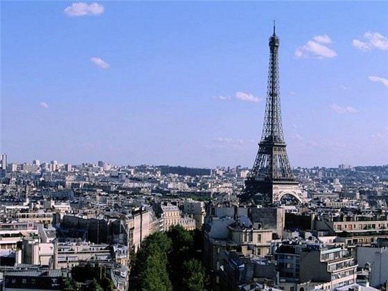 Париж - сердце Европы