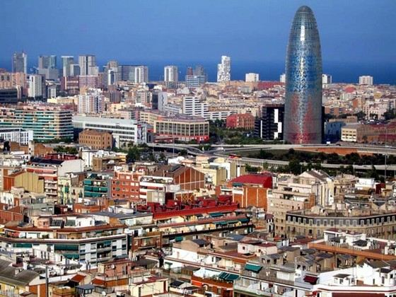 Barcelona is the most beautiful European city