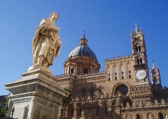 Палермо - красивый город с красивым названием