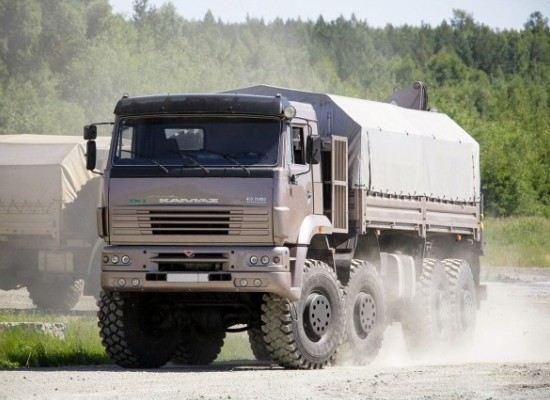 Каждый второй грузовик в России – КАМАЗ