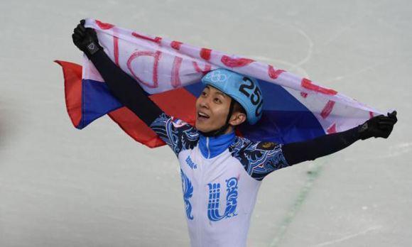 Виктор Ан получил за олимпийские победы квартиру
