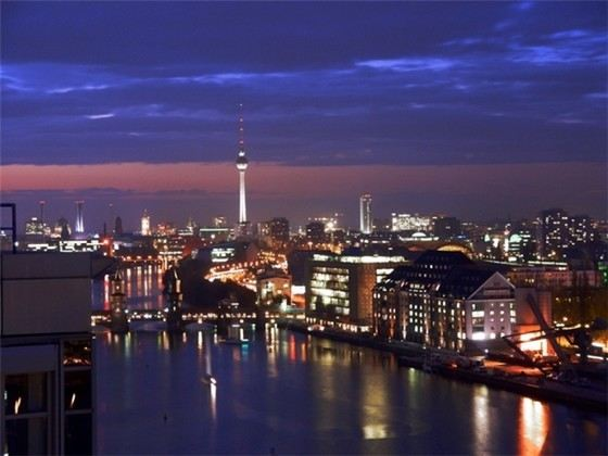 Berlin is in the ranking of large European cities