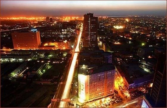 Карачи очень населенный город в Пакистане