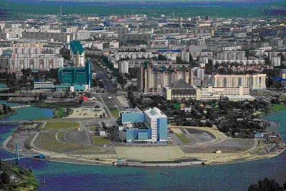 Сургут стал одним из самых чистых советских городов