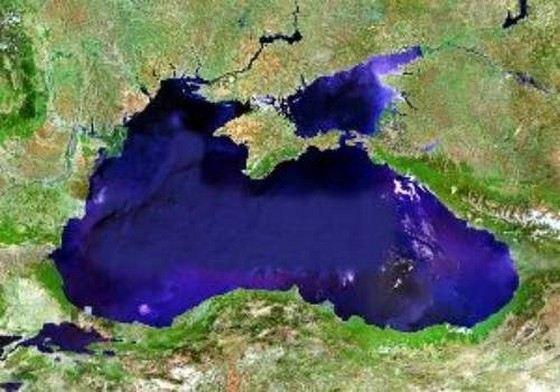 Черное море не самое глубокое в мире