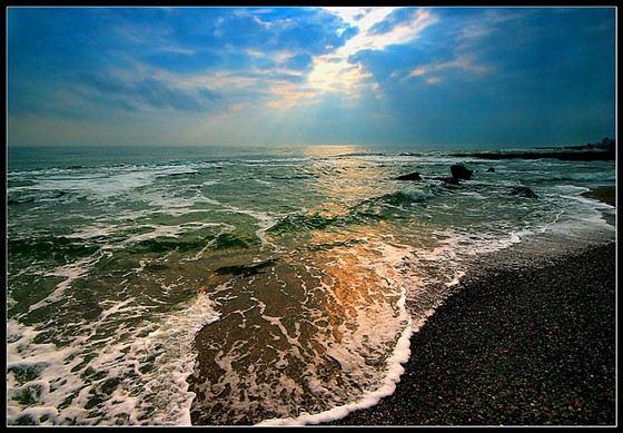 Черное море не считается самым большим