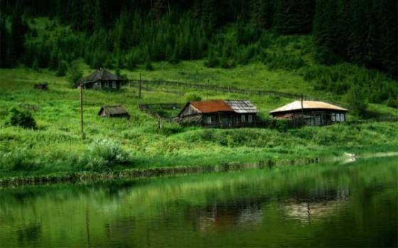 Хорошо иметь домик в деревне