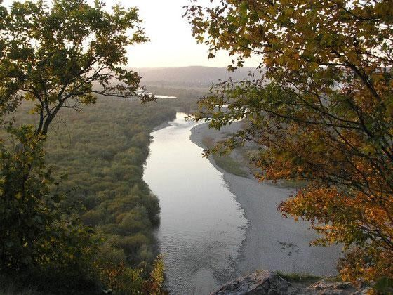 Limnitsa is the cleanest river of Ukraine