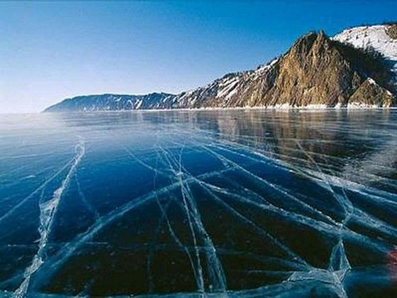 Baikal is the deepest, but not the largest lake in the world.
