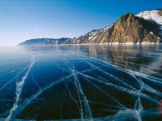 Байкал самое глубокое, но не самое большое озеро в мире