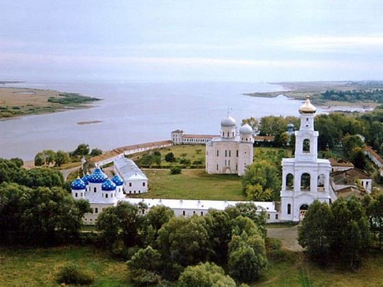 Ilmen is in the top 10 large Russian lakes